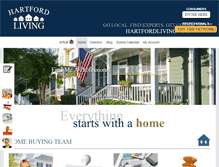 Tablet Preview of hartfordliving.net